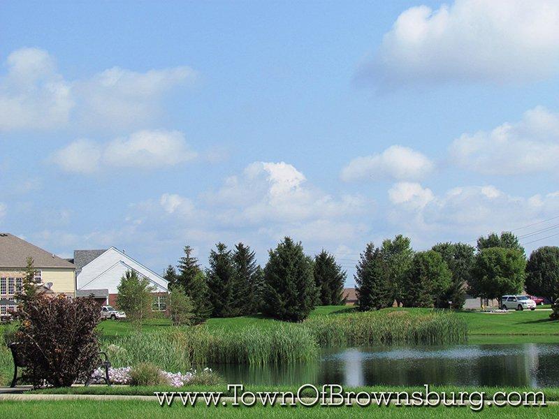 Arbor Springs, Brownsburg, IN: Pond