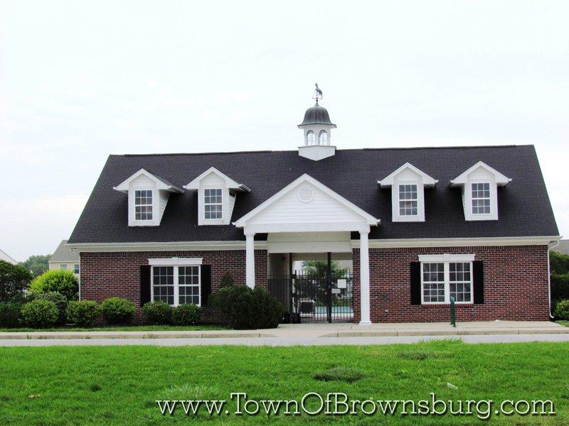 Eagle Crossing, Brownsburg, IN: Office