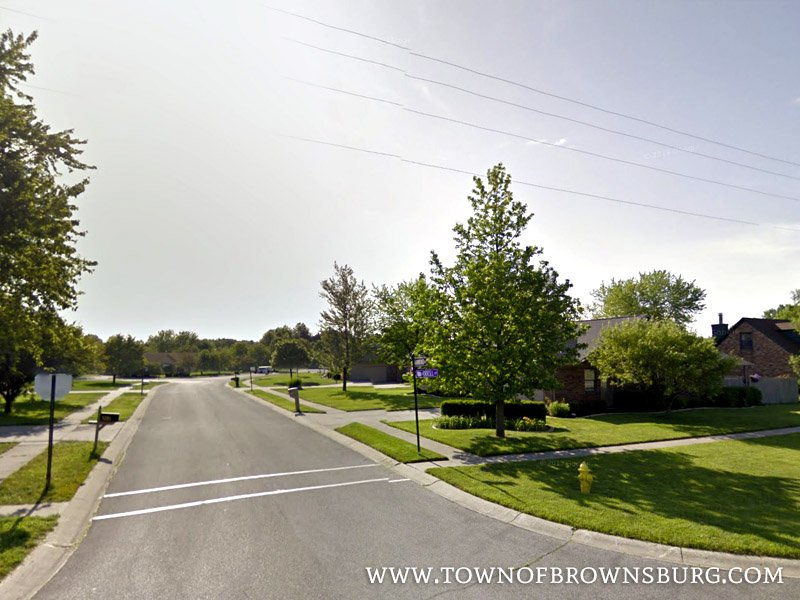 Brownswood Estates Neighborhood, Brownsburg, IN