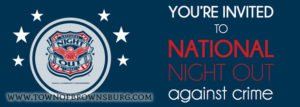 Brownsburg Police Department to Host National Night Out