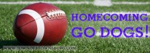 Brownsburg Homecoming 2014
