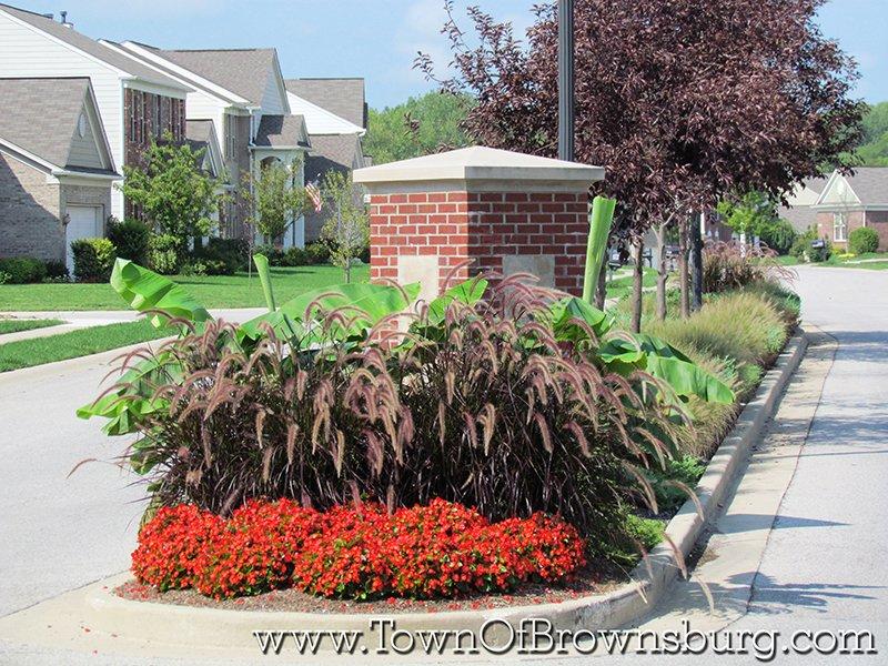 Arbor Springs, Brownsburg, IN: Entrance