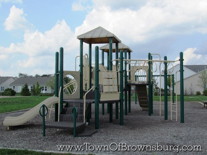 Branches, Brownsburg, IN:  Playground