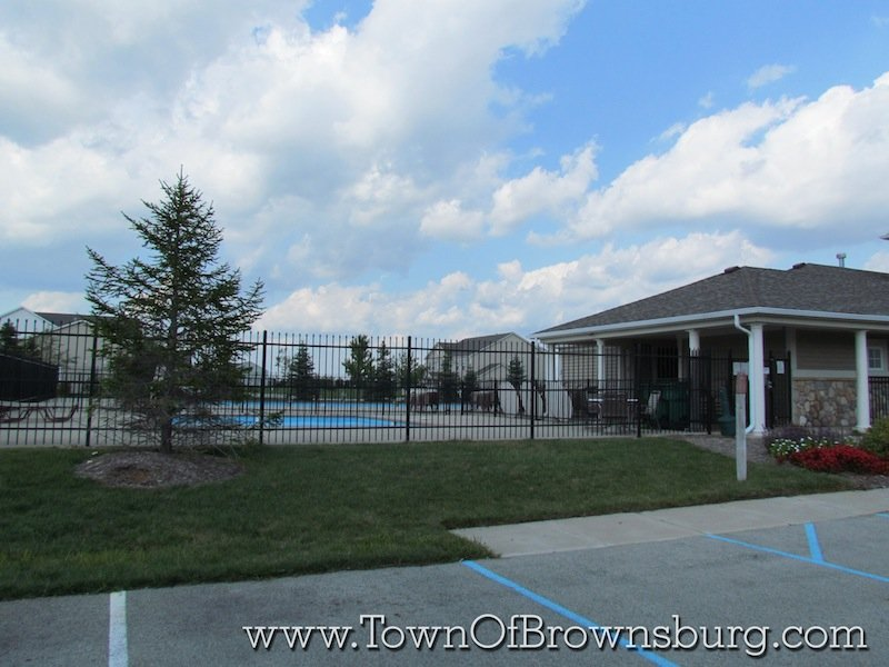 Branches, Brownsburg, IN: Pool