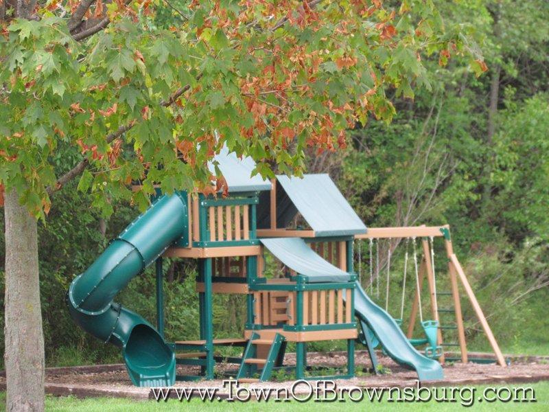 Winding Creek, Brownsburg, IN: Playground
