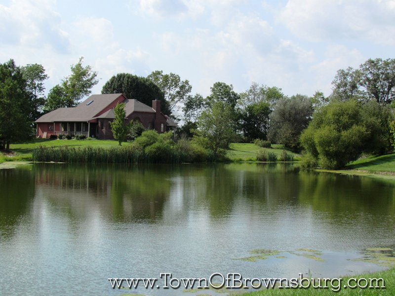 Fox Hollow, Brownsburg, IN: Pond