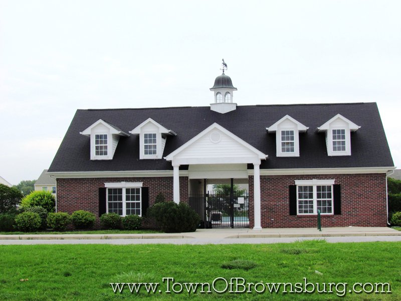 Eagle Crossing, Brownsburg, IN: Office