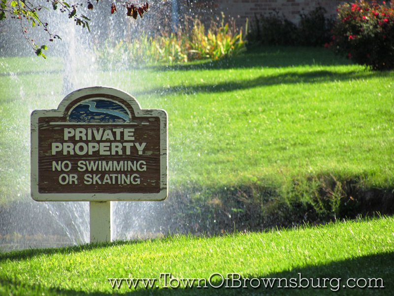Ironwood, Brownsburg, IN: Pond