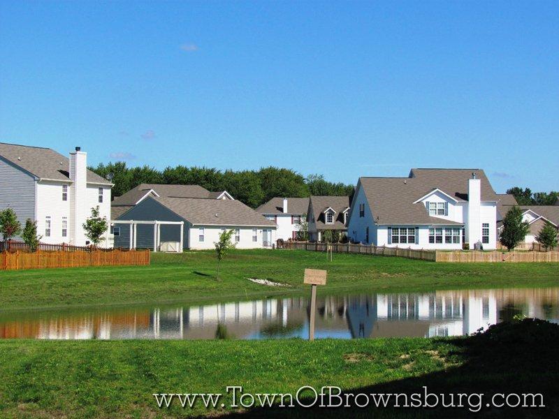 Fox Chase, Brownsburg, IN: Pond