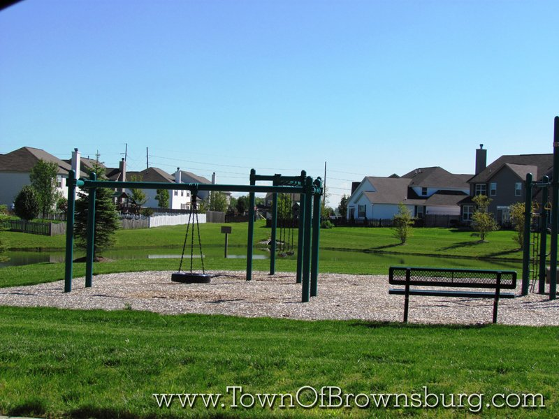 Fox Chase, Brownsburg, IN: Playground