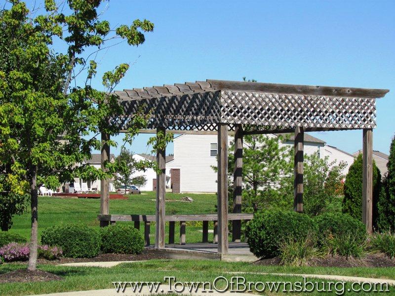 Bersot, Brownsburg, IN: Pergola