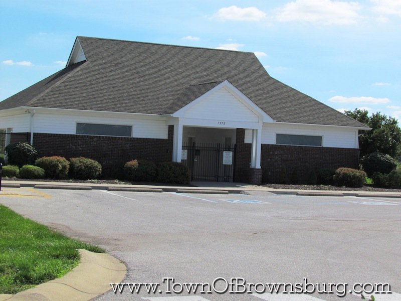 Creekside Commons, Brownsburg, IN: Clubhouse