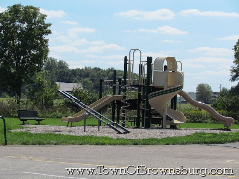 Creekside Commons, Brownsburg, IN: Playground