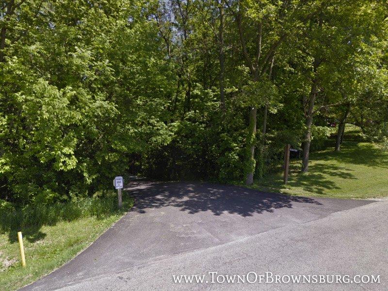 Entrance – Meander Bend – Brownsburg, IN