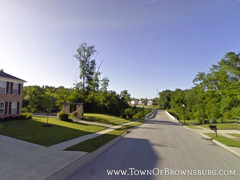 Bridge – Silverleaf Neighborhood – Brownsburg, IN