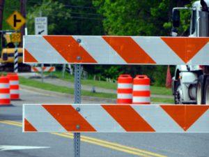 Summer Construction in Brownsburg